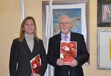 Creu Roja y Fundación Áurea colaboran en la campaña de l'Aliança Humanitària y el Programa d'Acolliment Familiar