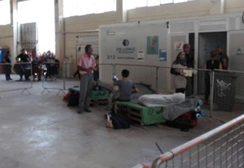 El Hospital Sant Joan de Déu atiende a cientos de refugiados en Grecia