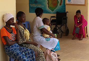 Fundación Áurea y Sierra Leona